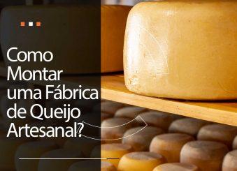 Como montar uma fábrica de queijo?
