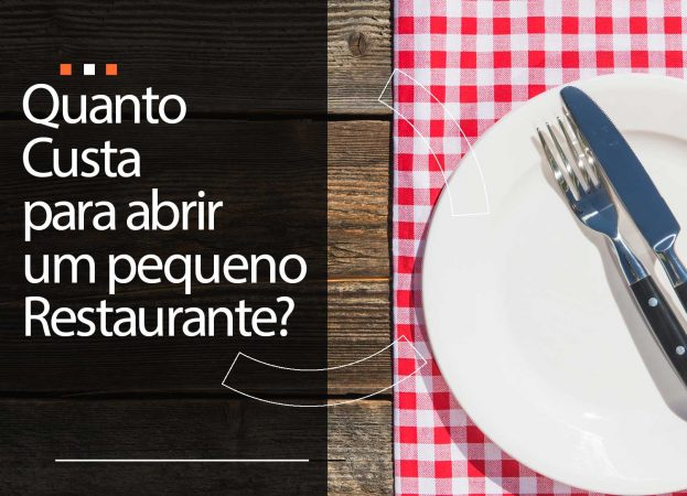 Quanto custa abrir um restaurante pequeno?